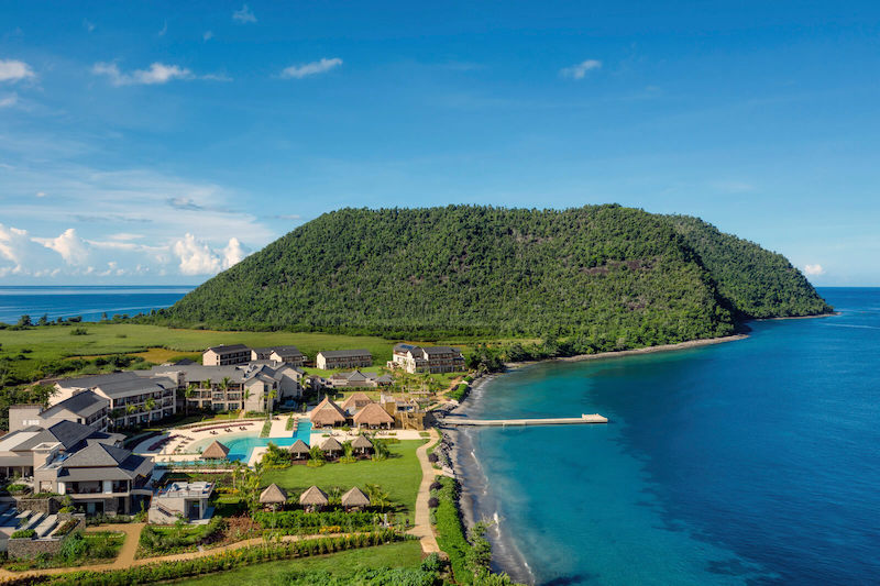 Voyage de familiarisation au Cabrits Resort & Spa Kempinski Dominica